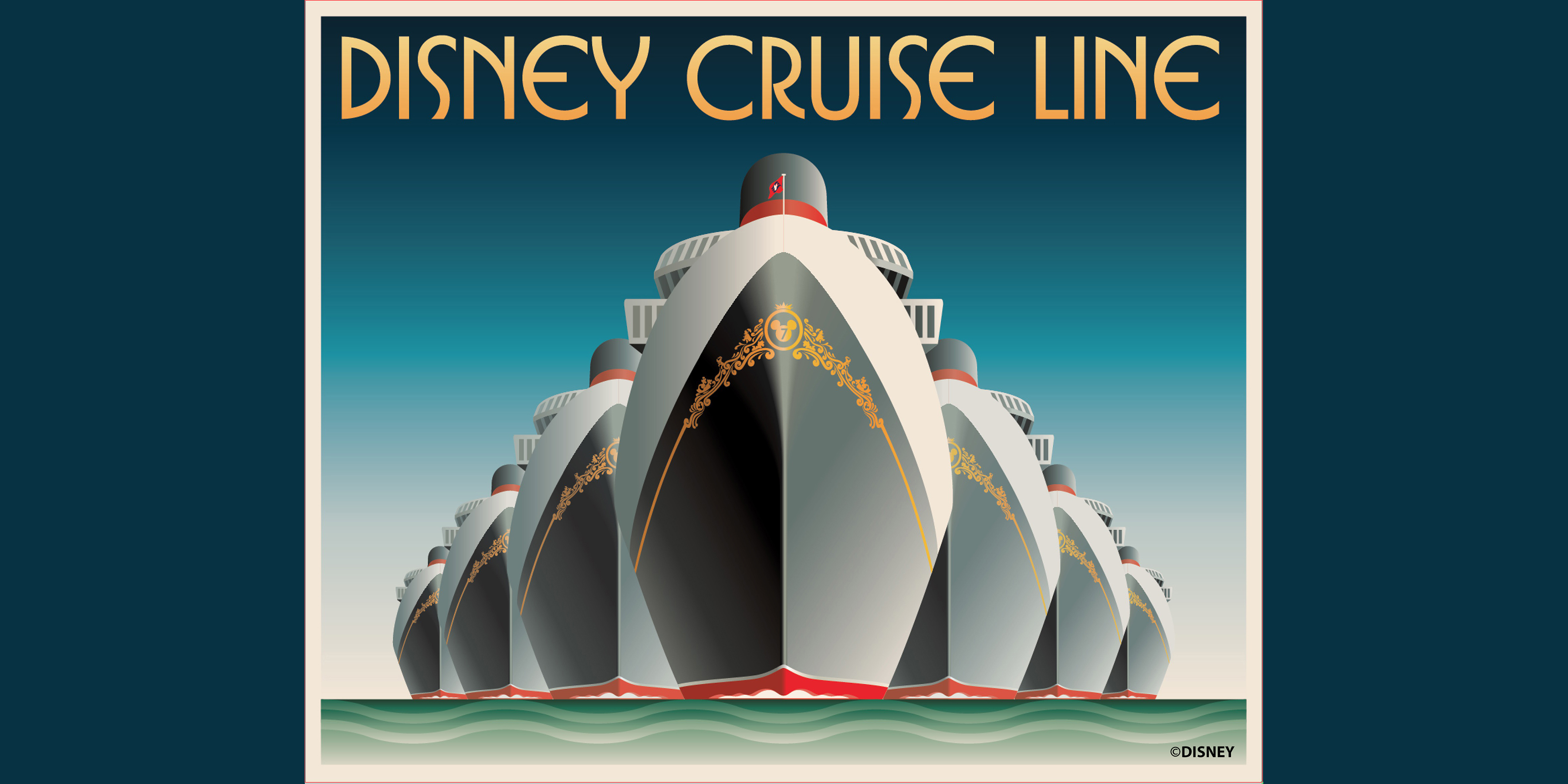 VSM Newsletter Disney Meyer Werft