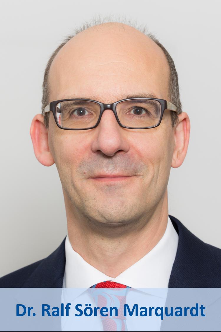 Dr. Ralf Sören Marquardt, Geschäftsführer