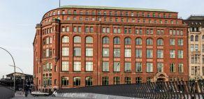 VSM-Hauptgeschäftsstelle Hamburg (Slomanhaus)