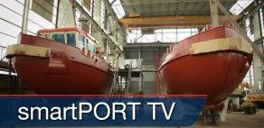 Moderner Schiffbau - Neue Eisbrecher für den Hamburger Hafen